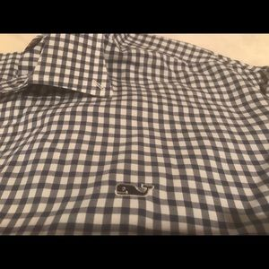 Vineyard Vines Whale Shirt XL